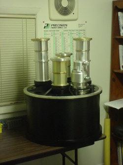QUIJOTE 1st Inst - Cryostat
