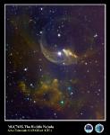 NGC 7635, Nebulosa Burbuja