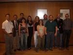 Acto de clausura de la IScAI '08
