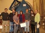 Visitando el instrumento OSIRIS en los talleres del IAC